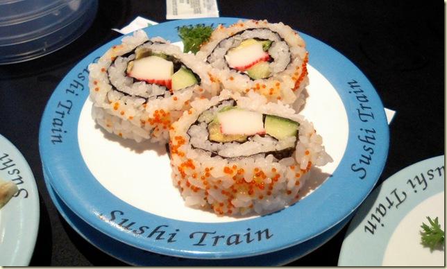 謎の巻き寿司